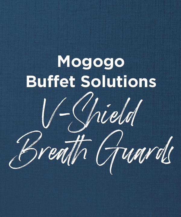 Mogogo V-Shield Breath Guards