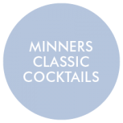 Minners Classic Cocktails