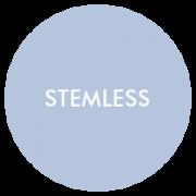 Stemless
