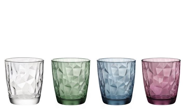 Diamond Bormioli Rocco Glass Dinnerware