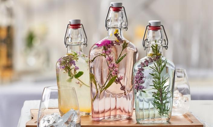 Swing Top Bottles - Bormioli Rocco - Bottles and Jars - Glassware 1b13e287b3f