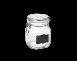 Fido Chalkboard Jar  4949Q462