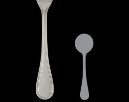 Round Bowl Soup Spoon
