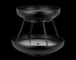 Black Powder Coated 2-...  5856JX62