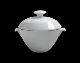 Small High Bowl W/Lid  6300P037