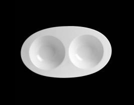 Oval Pasta Dish W/2 We...  6302P266