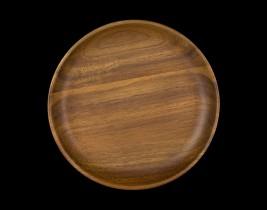 Round Wood Platter  6525TW308