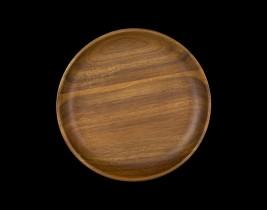 Round Wood Platter  6525TW316