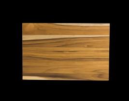 Teak Flat Platter  6525TW320