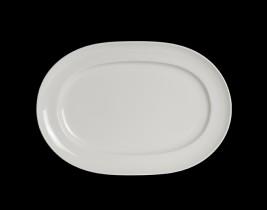 Rimmed Platter  6940E6063