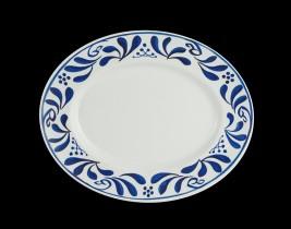 Oval Plate  7062DD303