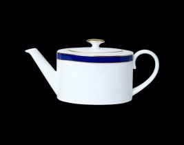 2 Cup Oval Teapot  82114AND0337