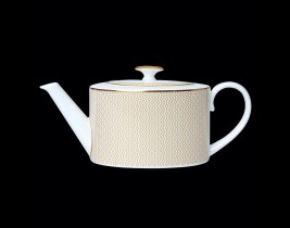 2 Cup Oval Teapot  82115AND0337