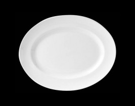 Oval Plate Vogue  9001C392