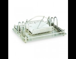 Flatware Napkin Rack  DW0738SS