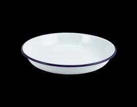 Enamel Rice Pasta Plat...  GW45624