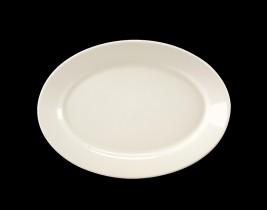 Oval Platter Rolled Ed...  HL15300