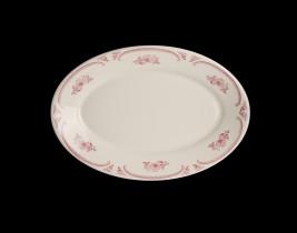 Oval Platter Rolled Ed...  HL1552
