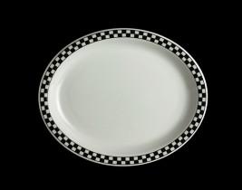 Oval Platter Narrow Ri...  HL2601636