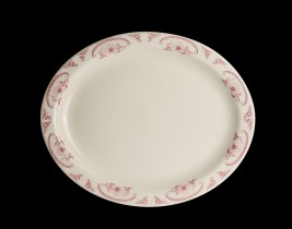 Oval Platter Narrow Ri...  HL2612
