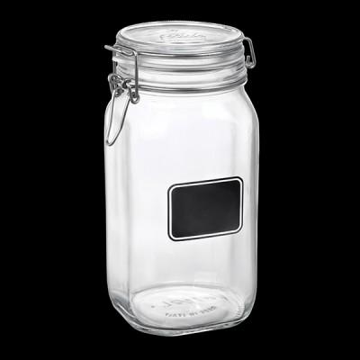 Fido Chalkboard Jar