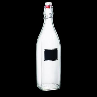 Swing Top Chalkboard Bottle