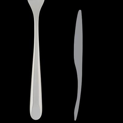 Dinner Knife (H.S.H.) (Standing)