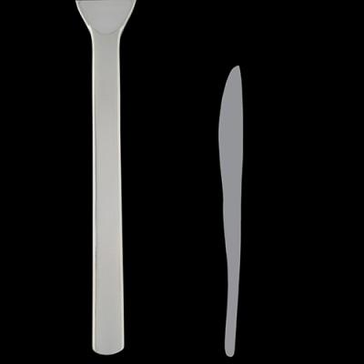 Dessert Knife (H.S.H.) (Standing)