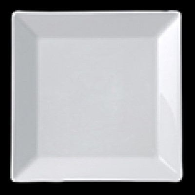 Square Rim Plate