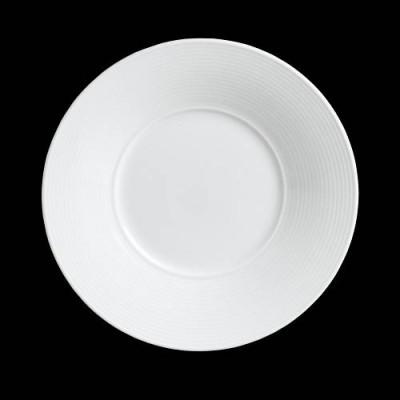 Broad Rim Plate