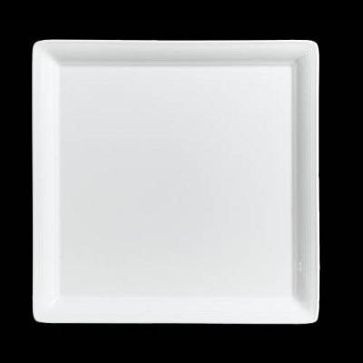 Square Tray - Embossed