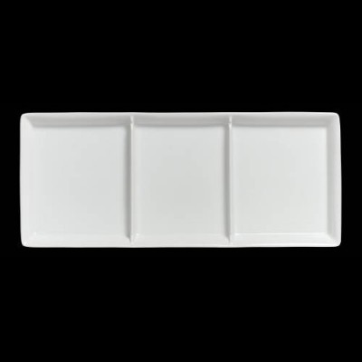 3 Compartment Stacking Tray