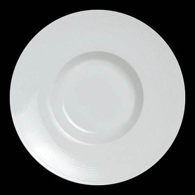Rim Pasta Plate