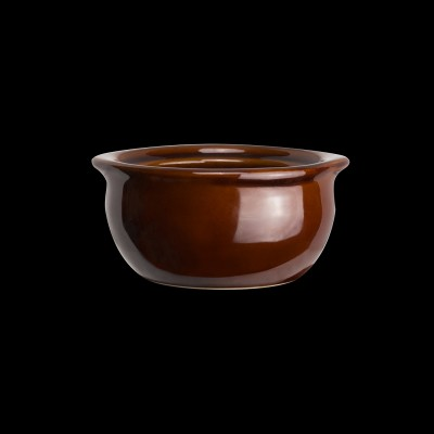 Onion Soup Crock Caramel
