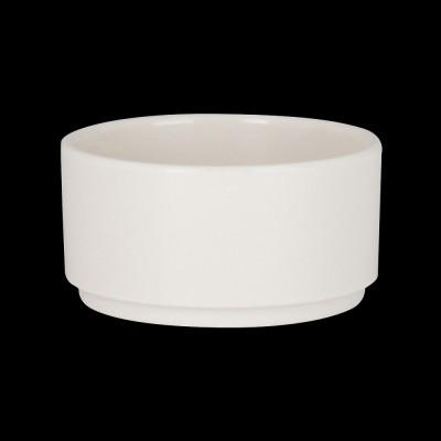 Round Insert Bowl White