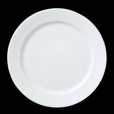 Narrow Rim Plate