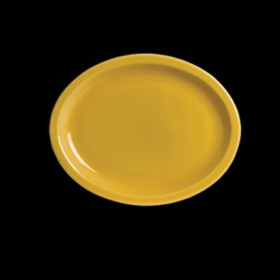 Narrow Rim Oval Platter