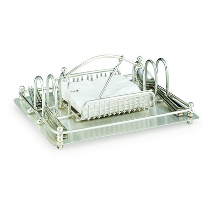 Flatware Napkin Rack