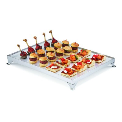 Carving Board Aluminium With Frame And Electric