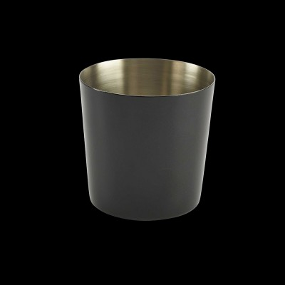 Serving Cup Black