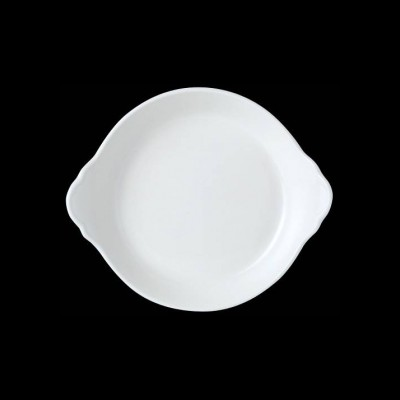 Round Eared Dish