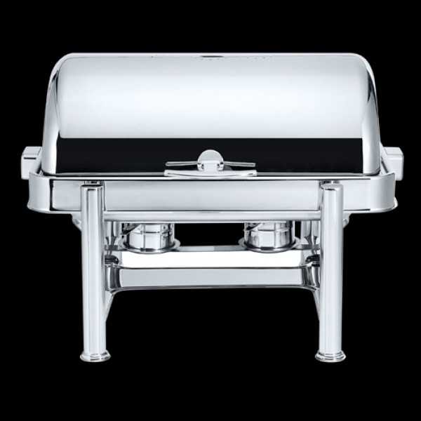 Oblong Roll Top Chafing Dish Stackable 5370s530