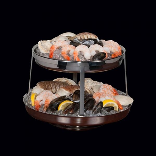 Seafood Stands 2 Tier Seafood Stand 5850jx01