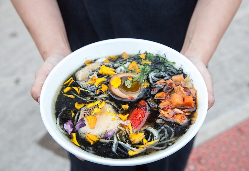 Chef Simone Tong